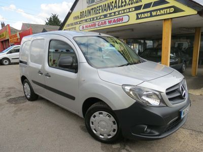 MERCEDES-BENZ CITAN Other 1.5 CDI 109 Trade Compact Panel Van 3dr