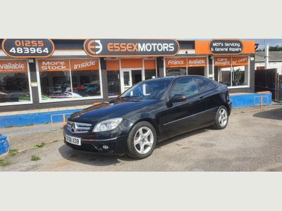 MERCEDES-BENZ CLC CLASS Coupe 1.8 CLC180 Kompressor SE 2dr