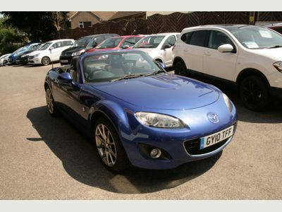 MAZDA MX-5 Convertible 1.8 20th Anniversary Limited Edition 2dr