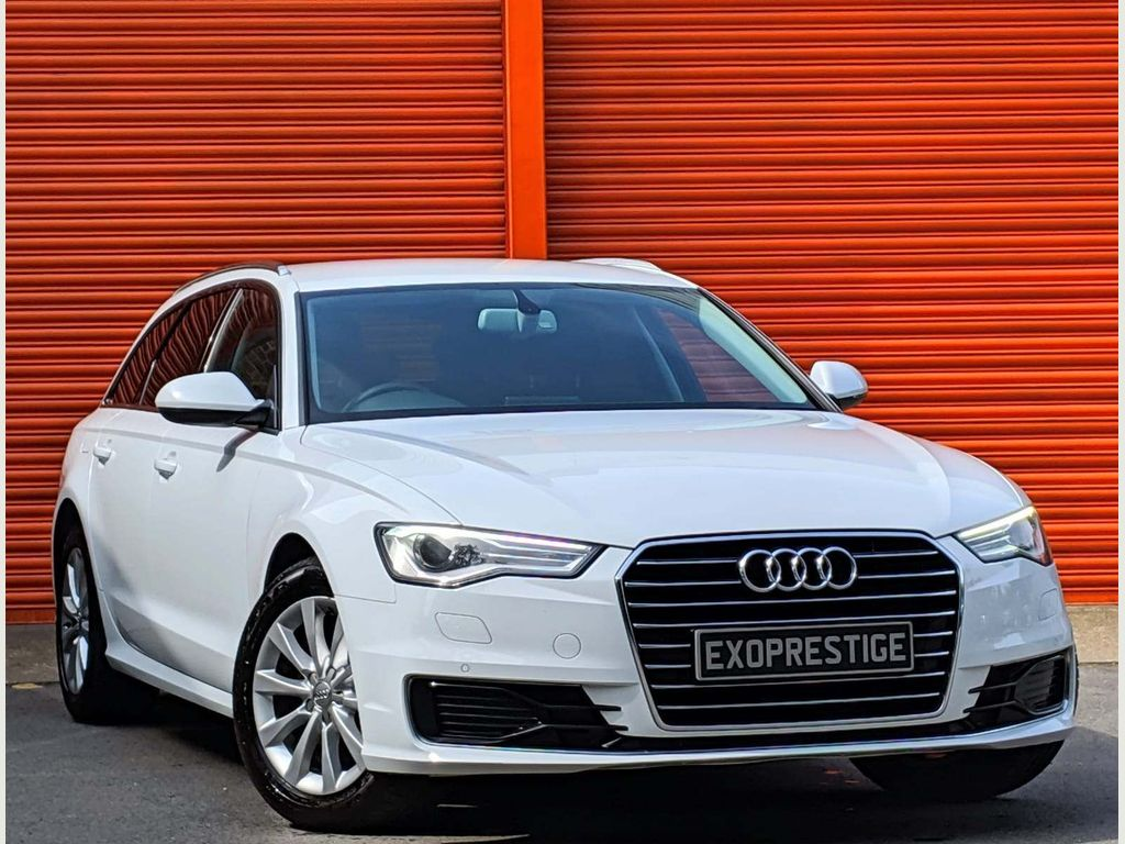 AUDI A6 AVANT Estate 2.0 TDI ultra SE 5dr