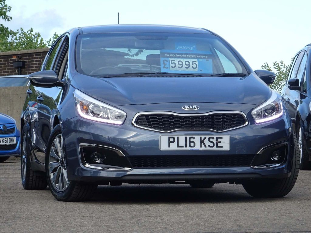 KIA CEED Hatchback 1.0 T-GDi 3 (s/s) 5dr