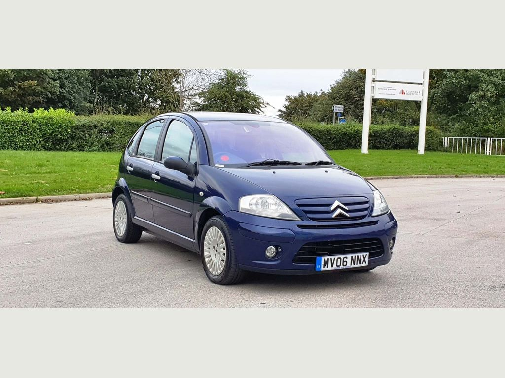 CITROEN C3 Hatchback 1.6 i 16v Exclusive SensoDrive 5dr