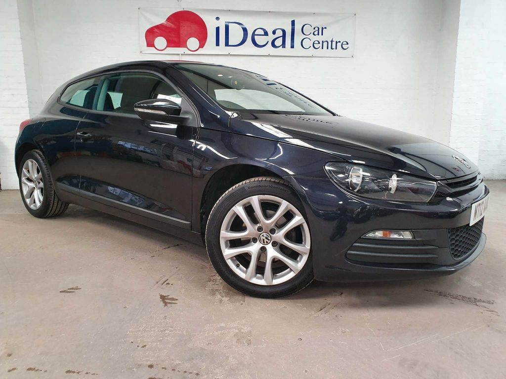 VOLKSWAGEN SCIROCCO Coupe 2.0 TDI BlueMotion Tech DSG 3dr