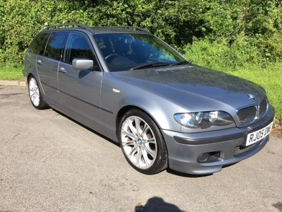 BMW 3 SERIES Estate 2.0 318i Sport Touring 5dr
