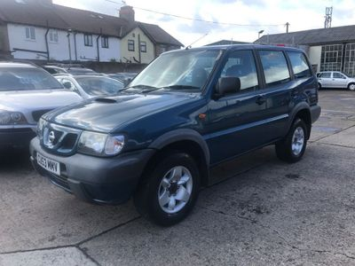 NISSAN TERRANO SUV 2.7 TD S Station Wagon 5dr