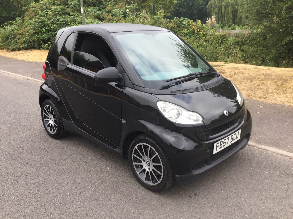 SMART FORTWO Coupe 1.0 Pure 2dr