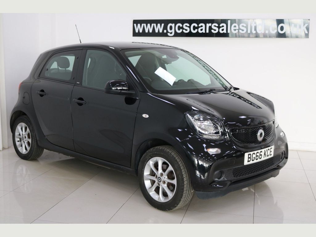 SMART FORFOUR Hatchback 1.0 Passion (Premium) Twinamic (s/s) 5dr