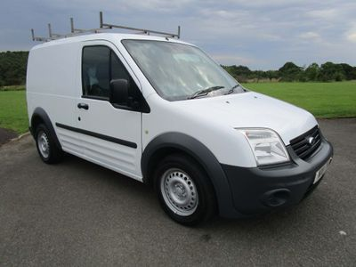 FORD TRANSIT CONNECT Panel Van 1.8 TDCi T200 SWB Panel Van 4dr DPF