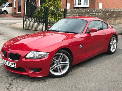 BMW Z4M Coupe