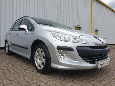 PEUGEOT 308 SW Estate 1.6 HDi S 5dr