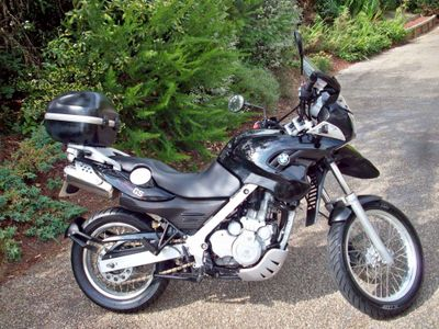 BMW F650 Adventure 650 GS
