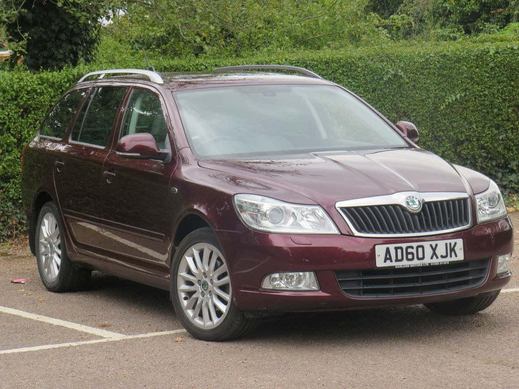 SKODA OCTAVIA Estate 2.0 TDI CR Laurin & Klement DSG 5dr