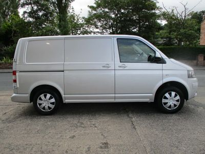 VOLKSWAGEN TRANSPORTER Panel Van 2.0 TDI BlueMotion Tech T28 Trendline Panel Van 4dr (SWB)