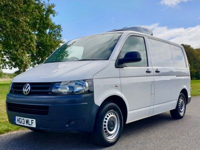 VOLKSWAGEN TRANSPORTER Temperature Controlled 2.0 TDI BlueMotion Tech T32 Refrigerated Van 4dr (SWB)