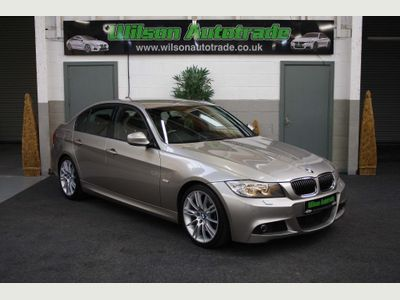 BMW 3 SERIES Saloon 3.0 335i M Sport 4dr