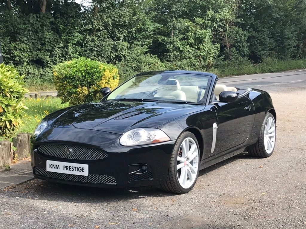 JAGUAR XKR Convertible 4.2 2dr