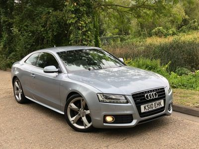 AUDI A5 Coupe 3.0 TDI S line Special Edition S Tronic quattro 2dr