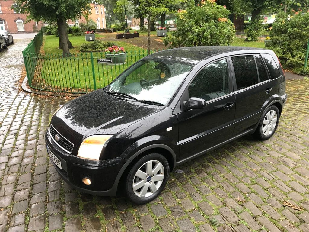 FORD FUSION Hatchback 1.4 TDCi Plus 5dr