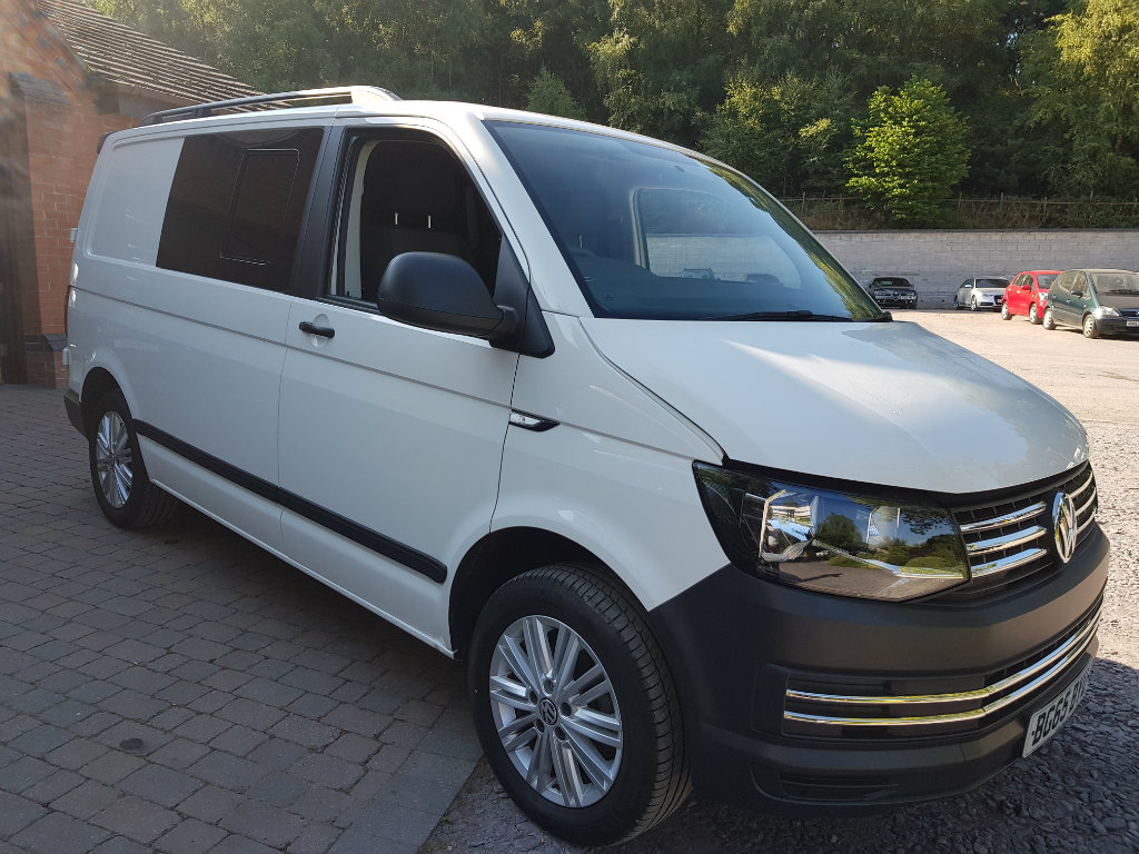 VOLKSWAGEN TRANSPORTER Panel Van 2.0 TDI BlueMotion Tech T28 Startline Panel Van 5dr (LWB)