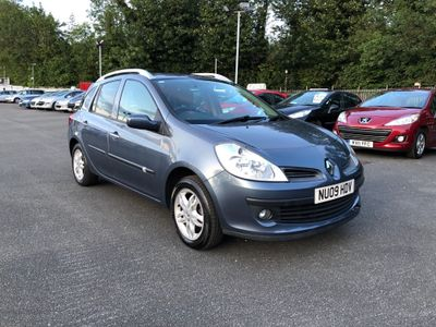 RENAULT CLIO Estate 1.2 16v Expression Sport Tourer 5dr