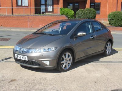 HONDA CIVIC Hatchback 1.8 i-VTEC Sport i-Shift 5dr
