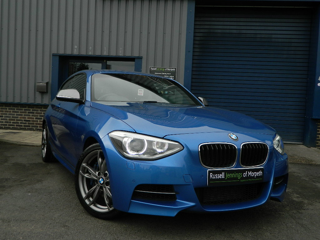 BMW 1 SERIES Hatchback 3.0 M135i M Sports Hatch Sport Auto 3dr