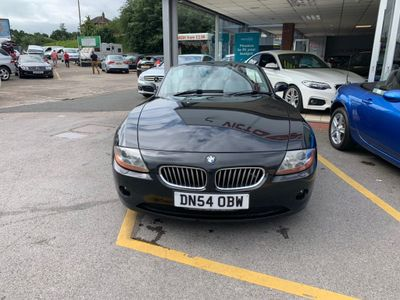 BMW Z4 Convertible 3.0 i SE Roadster 2dr
