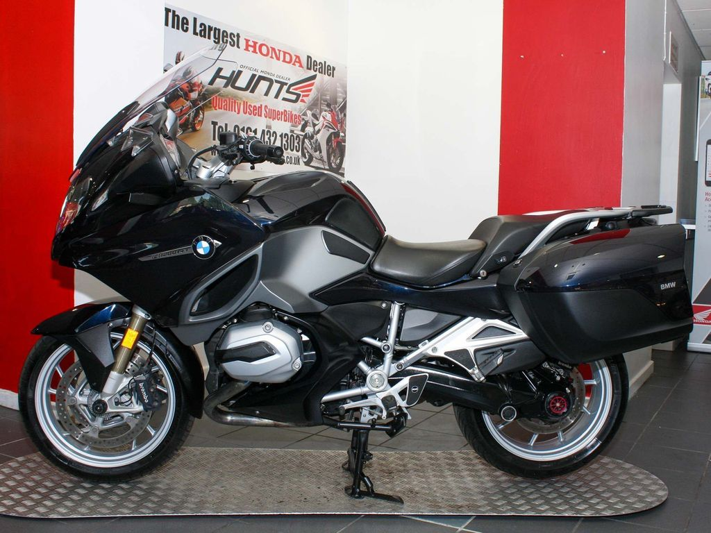Used Bmw R1200rt Tourer 1200 Rt Le Abs In Manchester Lancashire