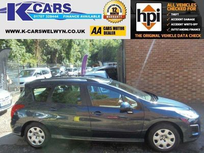 PEUGEOT 308 SW Estate 1.6 HDi FAP Access 5dr