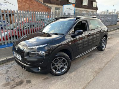 CITROEN C4 CACTUS Hatchback 1.6 BlueHDi Feel ETG6 (s/s) 5dr