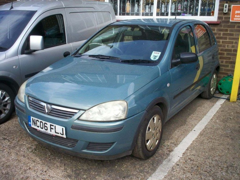 VAUXHALL CORSA Hatchback {Edition unlisted}