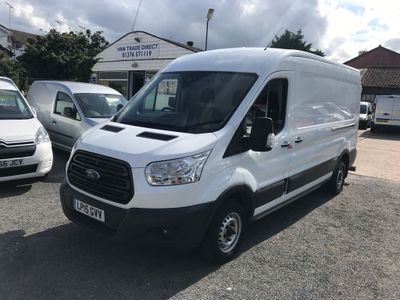 FORD TRANSIT Panel Van 2.2 TDCi 310 L2H2 Panel Van 4dr
