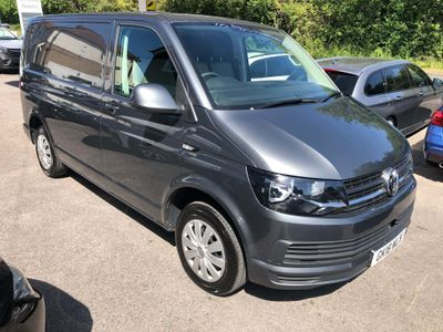 VOLKSWAGEN TRANSPORTER Other 2.0 TDI BlueMotion Tech T28 Trendline Panel Van 5dr (EU6, SWB)