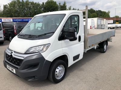 CITROEN RELAY Dropside 2.0 BlueHDi 35 L3 Enterprise Dropside Truck 2dr (EU6)
