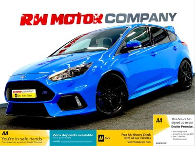 FORD FOCUS Hatchback 2.3 T EcoBoost RS AWD (s/s) 5dr