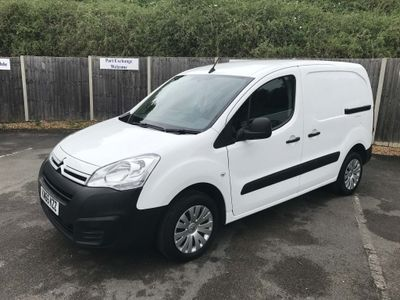 CITROEN BERLINGO Other 1.6 BlueHDi L1 850 Enterprise Special Edition Panel Van 5dr (EU6)