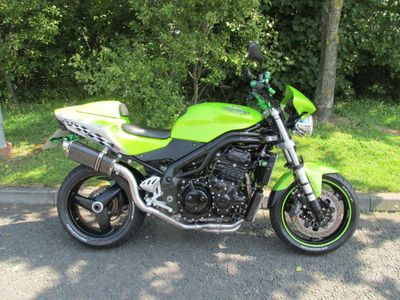 TRIUMPH SPEED TRIPLE Naked 955