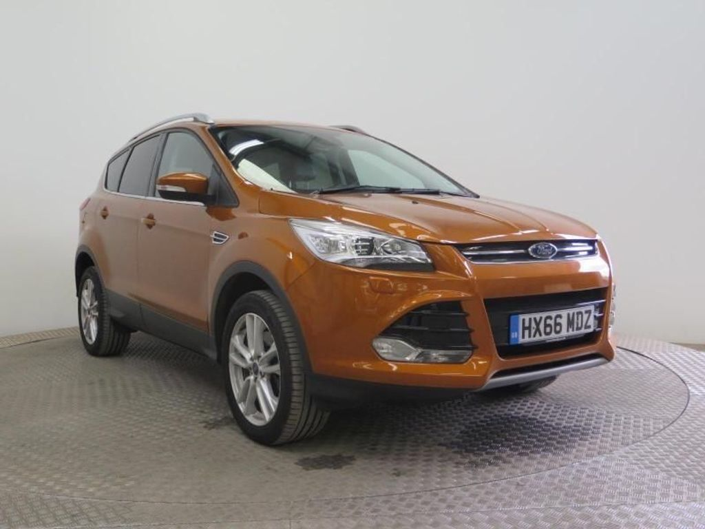 FORD KUGA SUV 1.5T EcoBoost Titanium X Auto 4WD (s/s) 5dr
