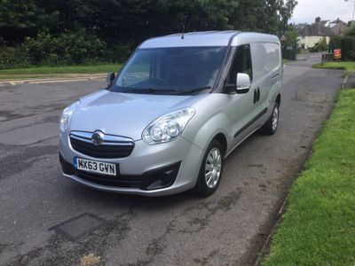 VAUXHALL COMBO Other 1.3 CDTi ecoFLEX 16v Sportive 2300 L2H1 Panel Van (s/s) 3dr