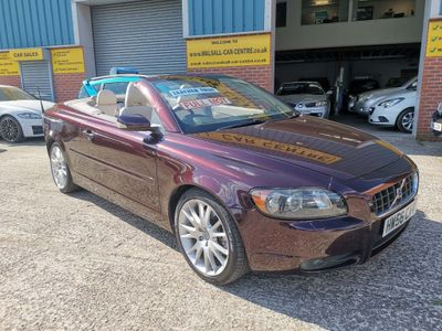 VOLVO C70 Convertible 2.5 T5 SE Lux 2dr