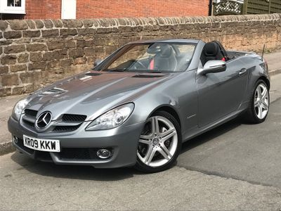 MERCEDES-BENZ SLK Convertible