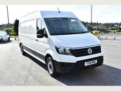 VOLKSWAGEN CRAFTER Panel Van 2.0 CR35 LWB Trendline Business 5dr