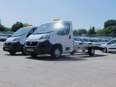 FIAT DUCATO Vehicle Transporter