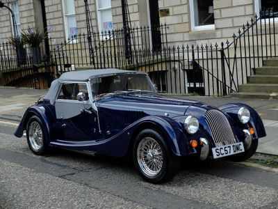 MORGAN PLUS 4 Convertible 2.0 2dr (2 seat)