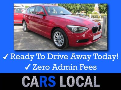 BMW 1 SERIES Hatchback 1.6 114i SE Sports Hatch (s/s) 5dr