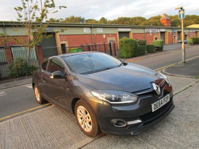 RENAULT MEGANE Coupe 1.5 dCi ENERGY Limited TomTom (s/s) 3dr