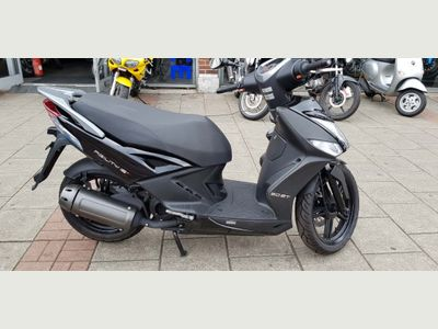 KYMCO AGILITY Moped 50 City 50
