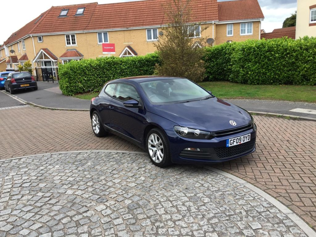 VOLKSWAGEN SCIROCCO Coupe 2.0 TDI CR 3dr