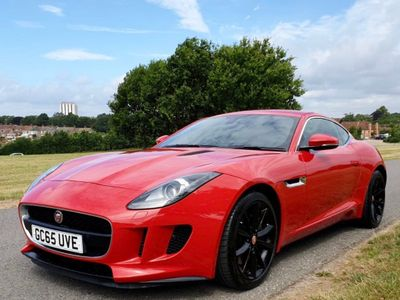 JAGUAR F-TYPE Coupe 3.0 V6 Quickshift 2dr