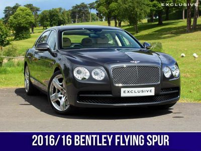 BENTLEY FLYING SPUR Saloon 4.0 V8 Mulliner 4dr